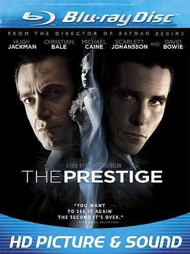 PRESTIGE BY JACKMAN,HUGH (Blu-Ray)
